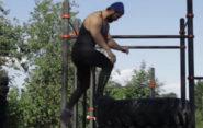 Тренировка ног на улице для начинающих