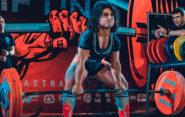 Самая сильная девушка — Марианна Гаспарян