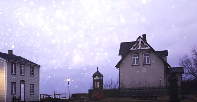 Дом Хафтора Бьёрнссона