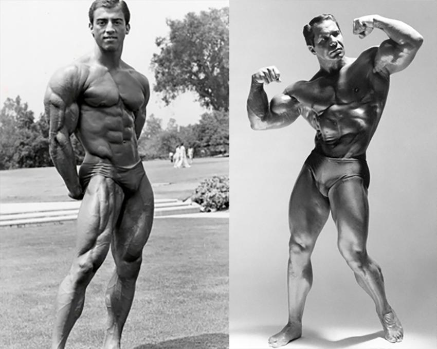 Атлеты эры стероидов